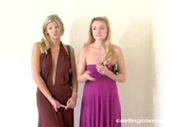 CastingCouch - HD - Charlotte En Adriana