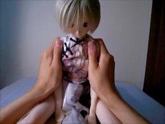 Kinesisk Klänning Dollfie