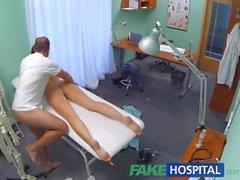 FakeHospital Azgın öğrenci doktor iyi bir lanet alır
