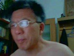 Kinesiska gamla män cam samling