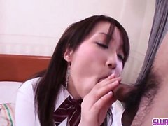 Valtavat tissit Shizuku Morino hämmästyttävän porno pelata POV