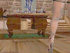 Pornkraft Alliance - Unglaubliche 3D-Anime-xxx Welt