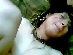 Pakistanlı teyze cinsellik