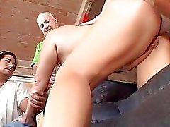 Hotwife Swinger Frau Girlande