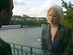 Kuuma tyttö 59 Ranskan blondi teini Sacre coquine
