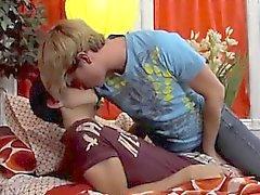 Pornografía homosexual Gabriel que era el anhelo de de Brendan famosamente yummy C.