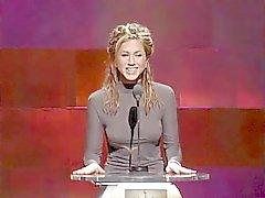 Jennifer Aniston Bei den harten Nippeln
