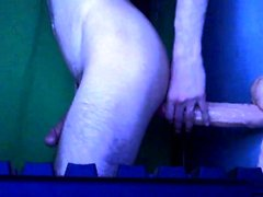 Sexy and nude gays with doctor masturbate here
