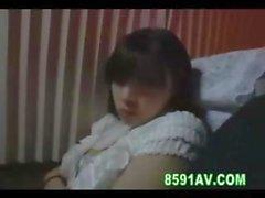 Monstertitten Mädchen gefickt mit Amateur Bus Am