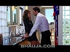 Молодая девушка Америки - Английский Секс фильм - [ bhauja ]