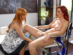 Karlie Montana and Jayme Langford at GirlsWay