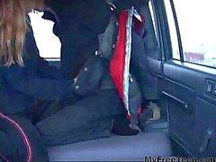 Ivana подросток любительские пола в машине