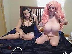 Lesbo isot tissit bbw webbikamera