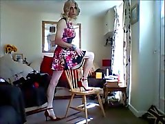 new girly skater dress