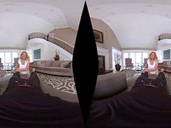 Iso perse HOTTIE Brooke Wylde ratsastus munaa Cowgirl tyyli VR