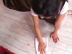 Asian blowjob masseuse babe
