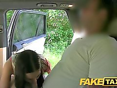 Fake Taxi Bar lady sucks and fucks big dick