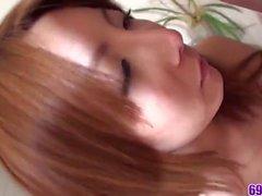 Perfektes Schulmädchen Hardcore Sex in POV mit Yuna Hirose