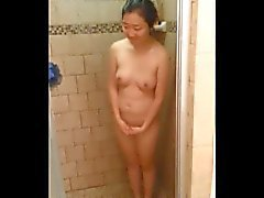 I love this Korean Girl 2 - shower