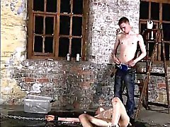 Teens videos porno gays gay thai twinks fucking Chained to t