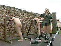 Mistresses joue de plein air