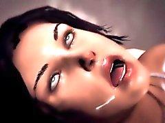 Lara Croft 3D tecavüz ve DP
