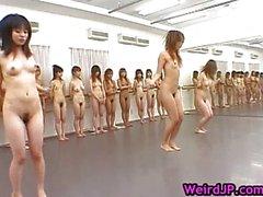 Riesigen japanischen Gruppensex Sex im 29. mit weirdjp