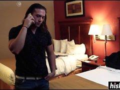 Troia ragazza pestate nella sua stanza d'albergo