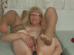 Russisch Granny