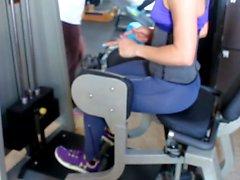 evet!!! Fitness sıcak ASS sıcak CAMELTOE 90