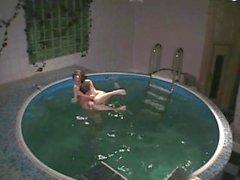 Ficken am Pool