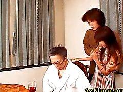 DPed e Creme Clipe Asian Porn
