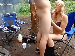 Camping Irrumation