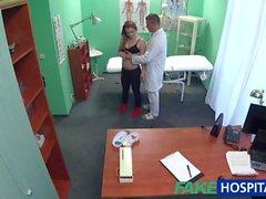 FakeHospital Doktor hasta arkadan sikiyor