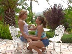 Produzieren Perversionen von Sapphic Erotica - lesbische Liebe Porn mit Salome - Za