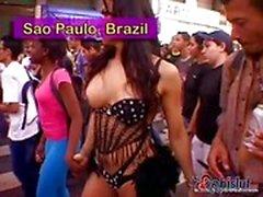 Фантастическая Трансазиатских партия В Бразилии в