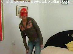bionda italiana Amatoriale italien solo blonde amateur