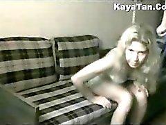 Femme Blondes à chaud Biens Maison Le Sex Tape