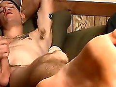 Homo video Str8 Boy Jalka hauskaa ja Jack Ei käytössä