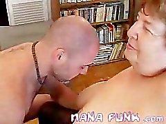 Trottel Funk Pussy leckte und saugen Penis