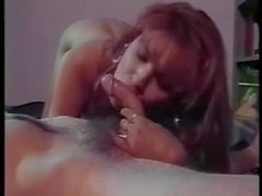 Redhead shemale in vintage porn