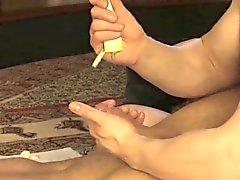 Exotische indischen Tantra Ritual