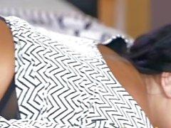 DaneJones анальный сперма в жопе за роговой молодой женщины Дафной Klyde