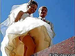 Real Young Brides Caught Naked !