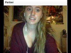 Убедительные Впечатляющий юнец мастурбировать на веб-камеру