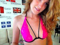 Belle Blonde 18 Year Old Amateur Webcam porno S