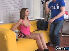 Dirty Flix - Alina - Outra buceta fresca para pornografia