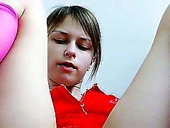 Habitaciones Adolescentes a solas jugando su pendejo