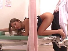 Красивый японский гинекомастии экзамен