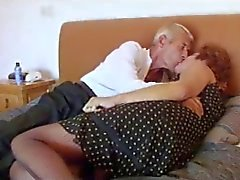 Geiler Oma Fucks älterer Mann